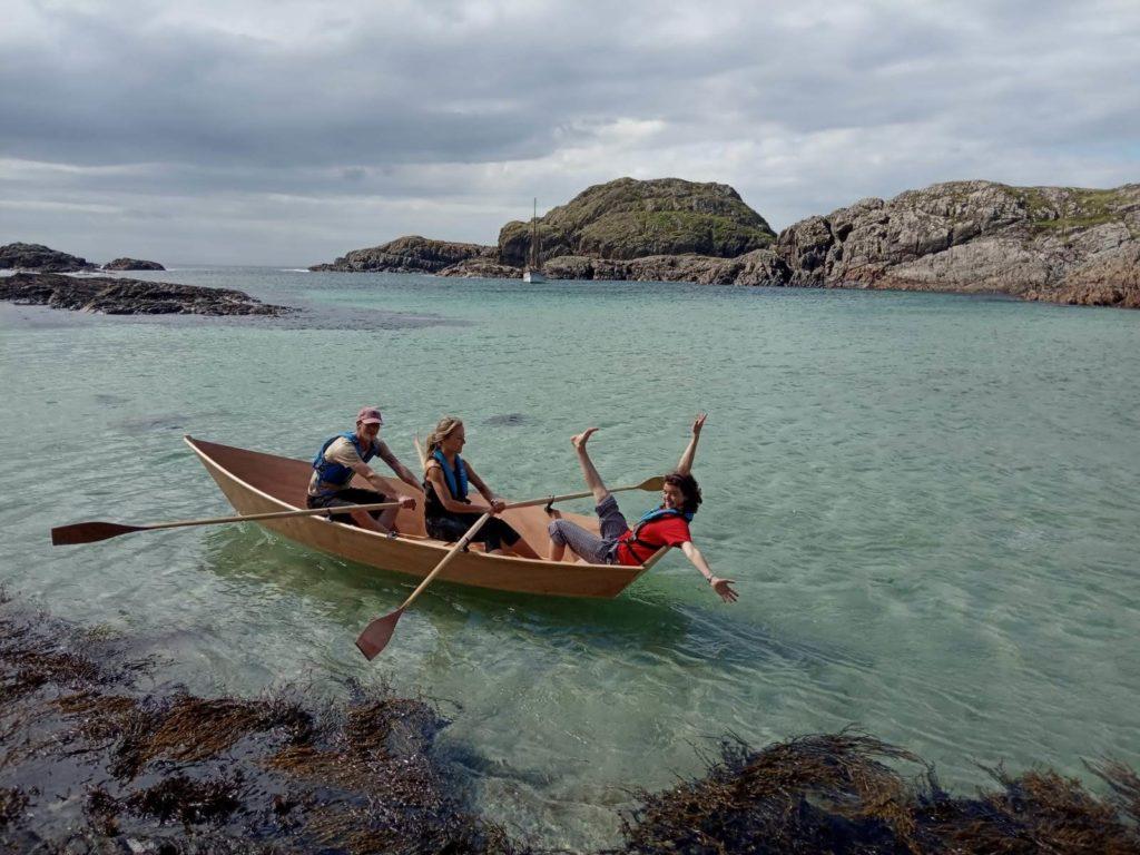 Ben Wilde, Archipelago Folkschool